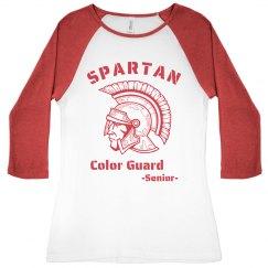 Spartan Color Guard