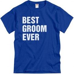 Best Groom Ever