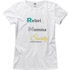 Rebel Momma Society Tee
