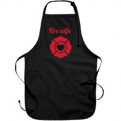 fire wife apron