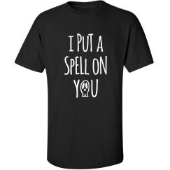 I Put a Spell on You Halloween Shirt for Men