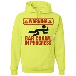 Bar Crawl In Progress