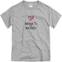 My heart is Mathews