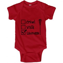 Crawl, Walk, Lacrosse