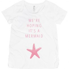 Mermaid Maternity Beach Baby