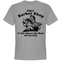 Barber Shop Cut Above