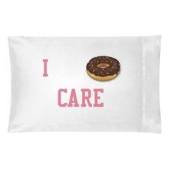 I doughnut care