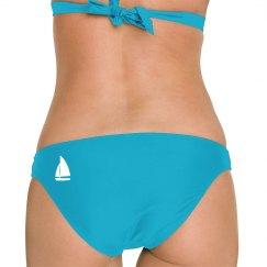 Sailing bikini bottom