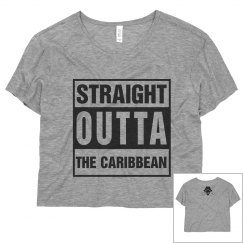Straight Outta The Caribbean