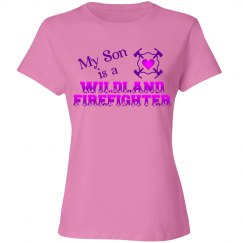 My Son is a Wildland Firefighter