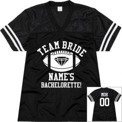 Team Bride Jersey - MOH