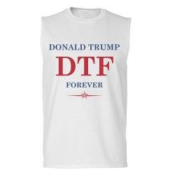 DTF Trump  Mens Tank