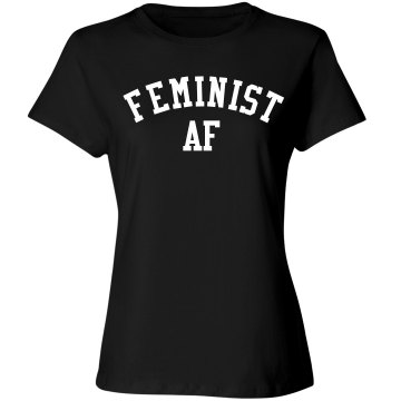 Custom Feminist Shirts