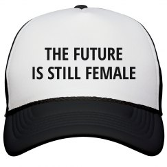 The Future Is Still Female Pussyhat
