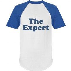 The Expert Barron Trump Shirt