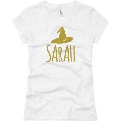 Sarah Witch BFF Shirt