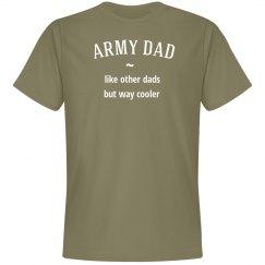 Army dad way cooler