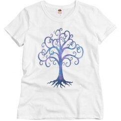 Twilight Tree Woman's