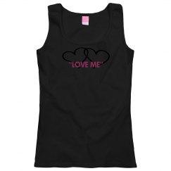 """LOVE ME"" Sleeveless T"