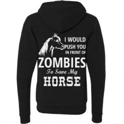 Zombies/Horse