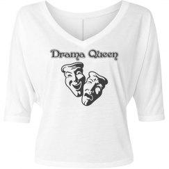 Drama Queen 3/4 Sleeve Top
