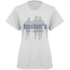 Boston Is for Runners