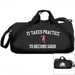 It takes practice