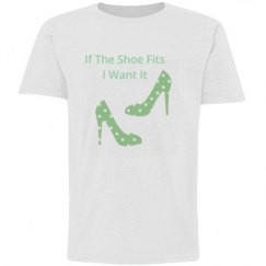 If The Shoe Fits Green