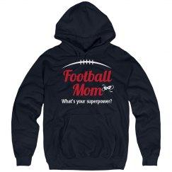 Football Mom Superhero