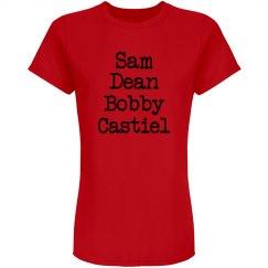 Sam, Dean...