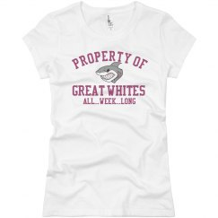 Property of Great Whites