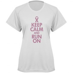 Keep Calm & Run On