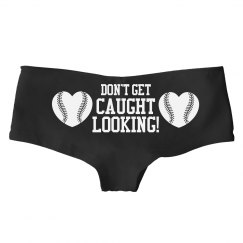 Funny Baseball Girlfriend Underwear You Can Customize