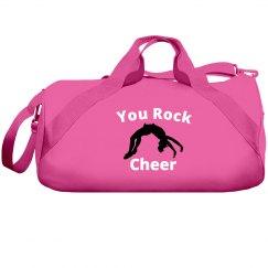 You rock cheer