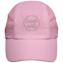 Bundle of Curls logo cap