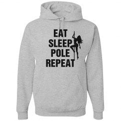 Eat sleep pole repeat