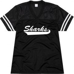 Go Sharks Team Jersey