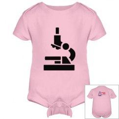 Future Science Tot Onesie