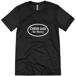 Custom Cheer Dad