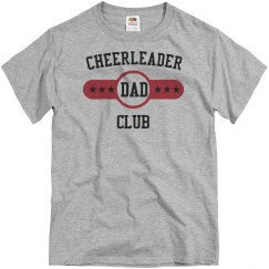 Cheerleader dad club