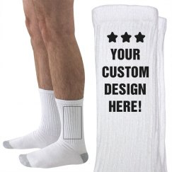Custom Mens Socks