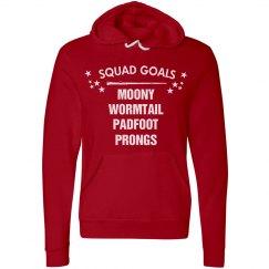 Squad Goals Marauders Hoody