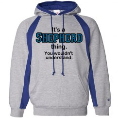 Its a Shepherd thing