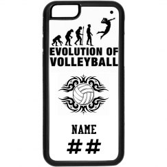 IPhone Case-Volleyball