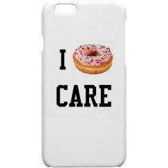 I Donut Care Case