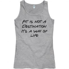 Womens Fit Tee