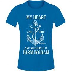Anchored in Birmingham