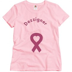 Breast cancer Dezzigner (women)