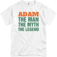 Adam the man