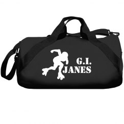 G.I. Jane's Derby Bag